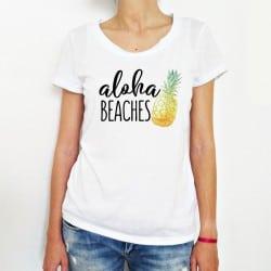 """Aloha"" Tshirt για τις Φίλες της Νύφης"