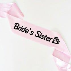 """Barbie Sister"" Bachelorette Κορδέλα"
