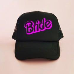 """""""Barbie Bride"""" Jockey καπέλο νύφης"""