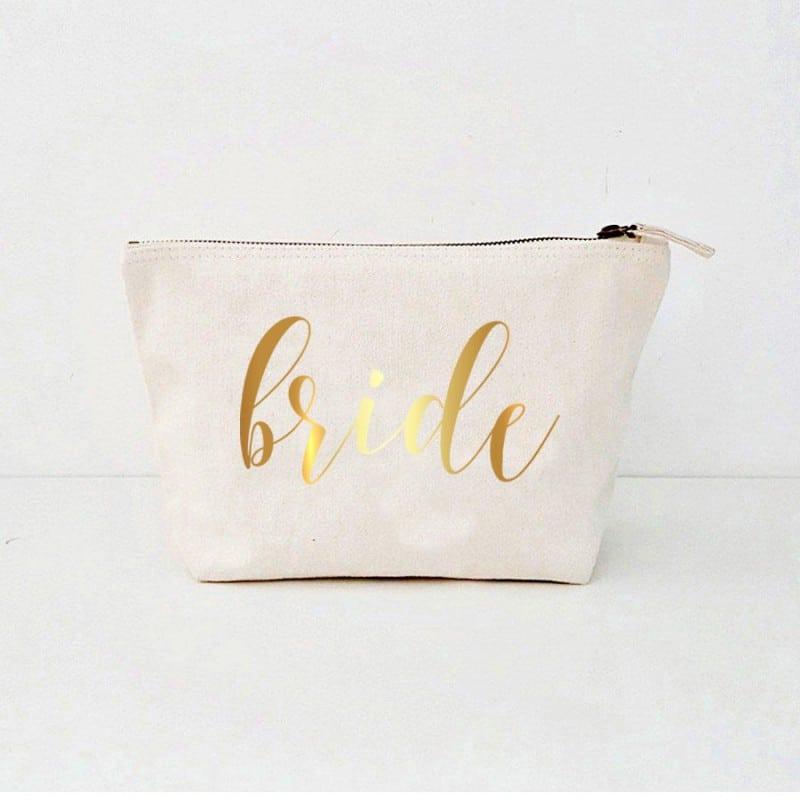 """""""Bride"""" Νυφικό τσαντάκι"""