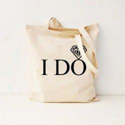 """I Do"" Bachelorette τσάντα"