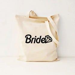 2fda9e6ff7 Υφασμάτινες τσάντες για τη νύφη