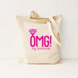 """""""OMG"""" Τσάντα νύφης"""
