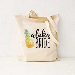 """""""Pineapple"""" Τσάντα νύφης"""