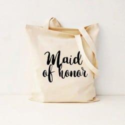 """Maid of Honor"" Τσάντα Κουμπάρας"