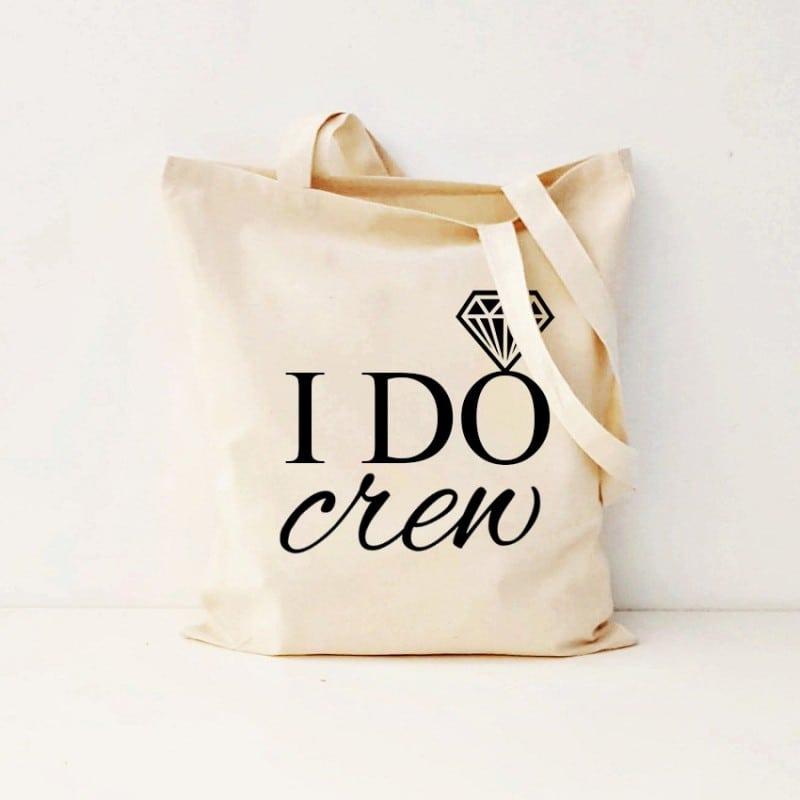 """I Do Crew"" Bachelorette Τσάντα"