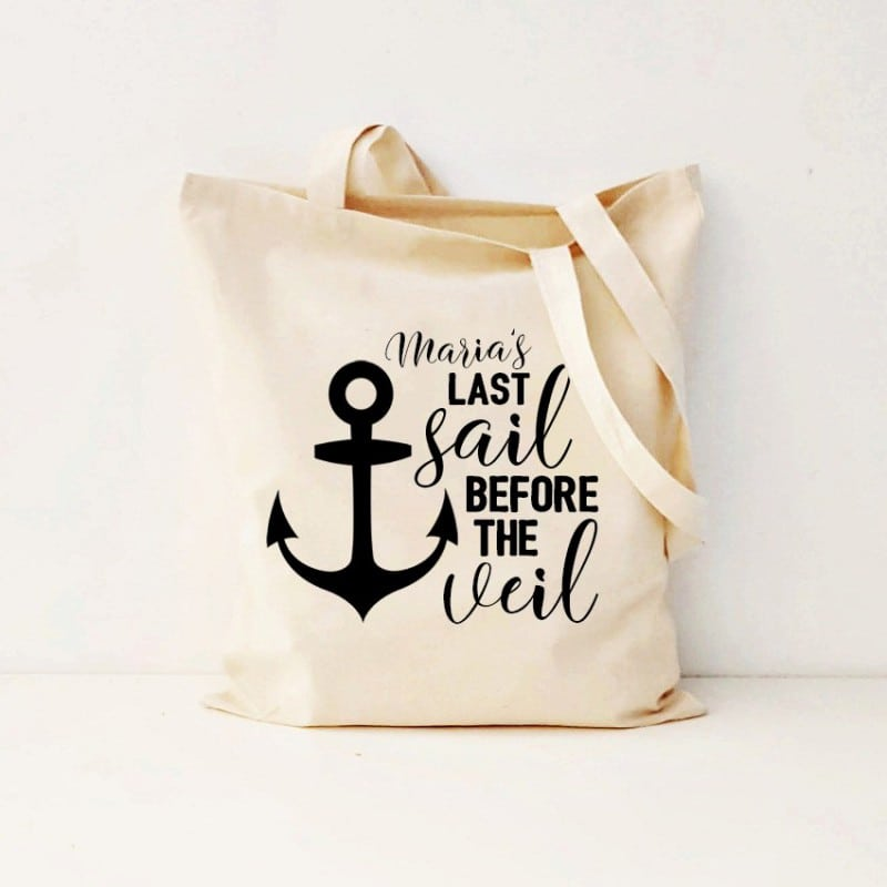 """Last Sail"" Bachelorette Τσάντα"
