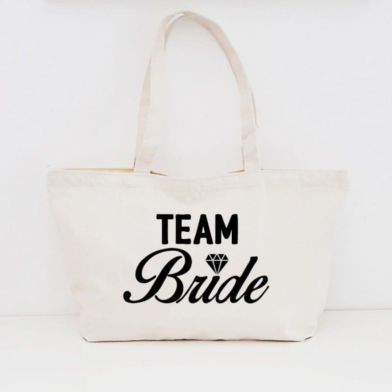"""""""Diamond"""" Τσάντα για τις φίλες με φερμουάρ"""