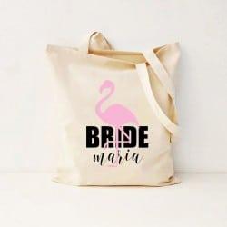 """""""Flamingo"""" Τσάντα νύφης"""