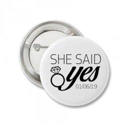 """She said yes"" Κονκάρδα για..."