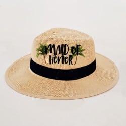 """""""Aloha Palm"""" Panama καπέλο..."""