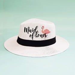 """Flamingo"" Panama καπέλο..."
