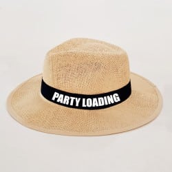 """Party Loading"" Panama..."