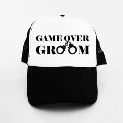 """Game Over"" Bachelor Καπέλο..."