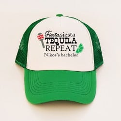 """Fiesta, Siesta, Tequila""..."
