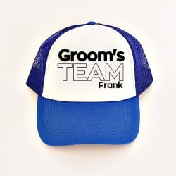 """Groom's Team Zona""..."