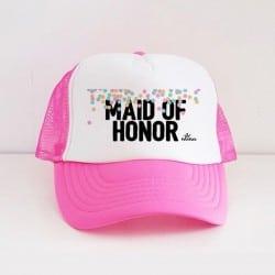 """""""Confetti"""" Bachelor Καπέλο..."""