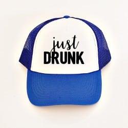 """""""Just Drunk"""" Πολύχρωμο..."""