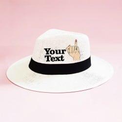 """""""Το κείμενο σου The Finger""""..."""