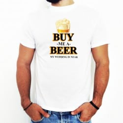 """Buy me a beer"" Tshirt για..."