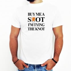 """Buy me a shot"" Tshirt για..."