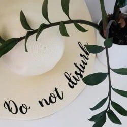 """""""Do not disturb"""" Πλατύγυρο..."""