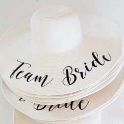 """Team Bride Still""..."