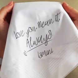 """Love You Handwritten""..."