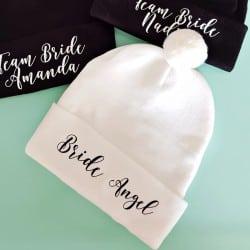 """""""Bride Still"""" Σκούφος για..."""