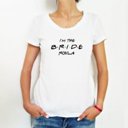 """Friends Bride"" λευκό..."