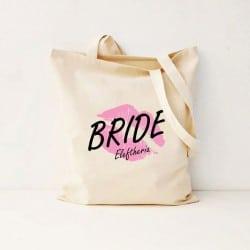 """""""Lips"""" Τσάντα νύφης"""