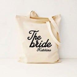 """""""Bride Amplify"""" Τσάντα νύφης"""