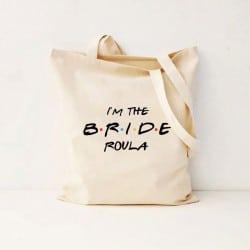 """""""Friends Bride"""" Τσάντα νύφης"""