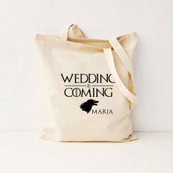 """Wedding is Coming"" Τσάντα..."