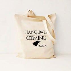 """""""Hangover is Coming"""" Τσάντα..."""