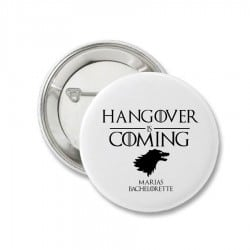 """Hangobver is Coming""..."