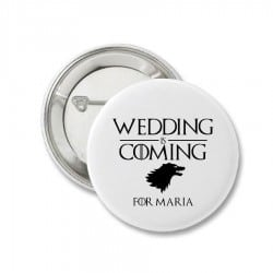 """Wedding is coming""..."