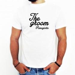 """Groom Amplify"" λευκό..."