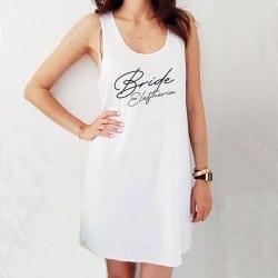 """""""Bride Ballarina"""" Φόρεμα..."""