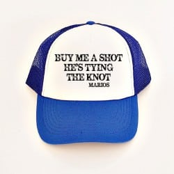 """""""Buy me a Shot"""" Πολύχρωμο..."""
