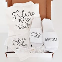 """Future Mrs Lingerie"" κουτί..."