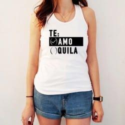 """""""Te Amo"""" τιραντάκι για τη νύφη"""