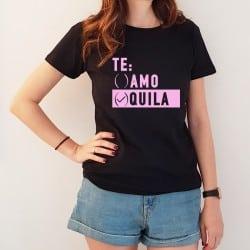 """""""Te Quila"""" Κοντομάνικο..."""