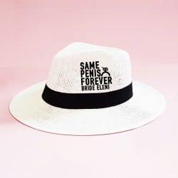 """""""Same Penis"""" Panama καπέλο"""