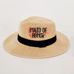 """Coral"" Panama καπέλο..."