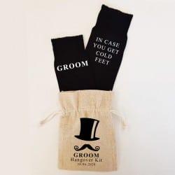 """Hat Groom"" Set κάλτσες &..."