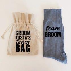"""Shadow Team"" Set κάλτσες &..."