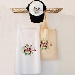 """""""Floral"""" Bachelorette bag..."""