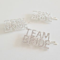 """Team Bride"" Strass..."