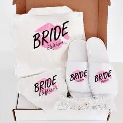"""""""Lips Lingerie"""" κουτί γάμου..."""